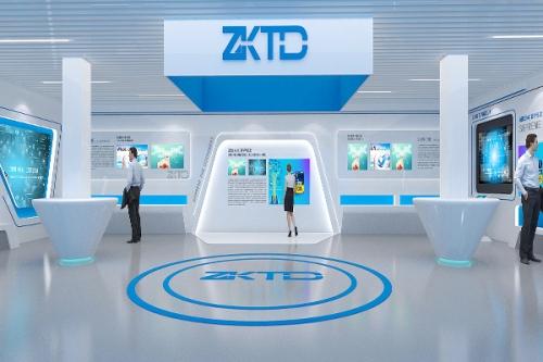 重庆企业展厅设计