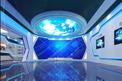 重庆科技展厅制作