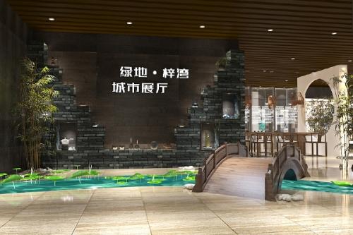 重庆城市展厅制作