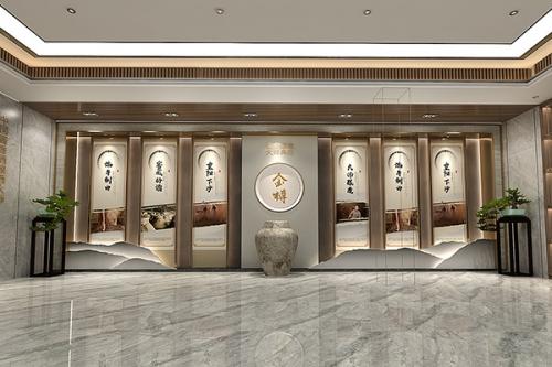 重庆企业展厅制作